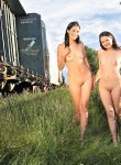 Nude in Public